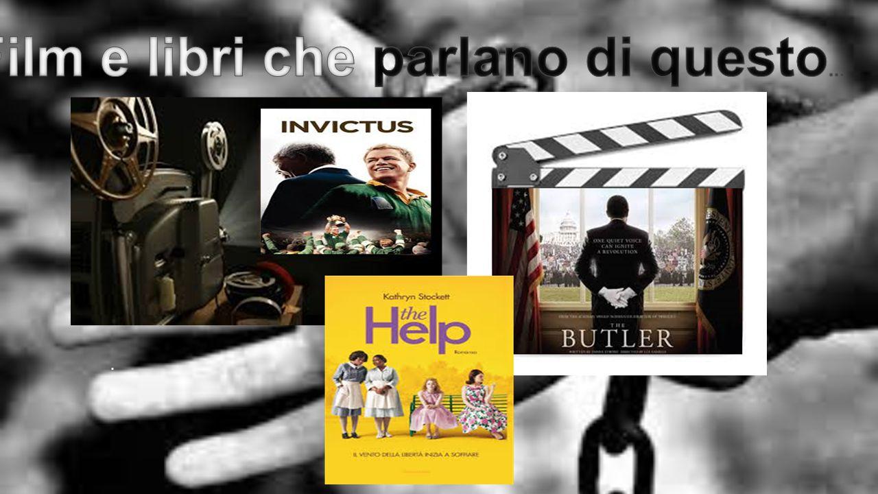 Film e libri che parlano di questo…