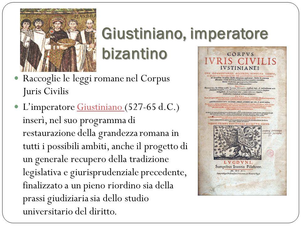 Giustiniano, imperatore bizantino
