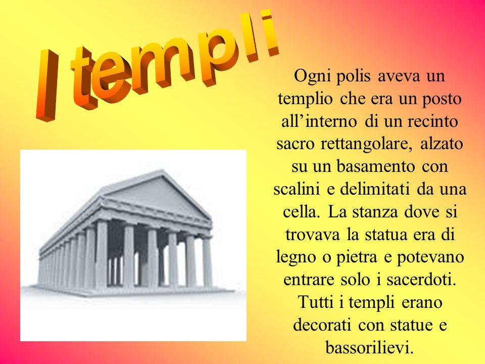 I templi
