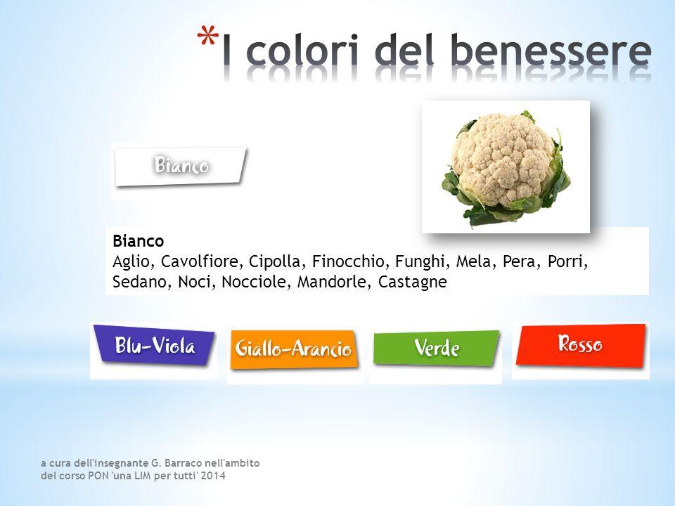 I colori del benessere Bianco