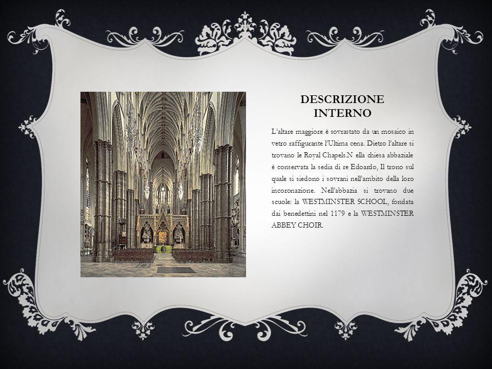 Descrizione interno