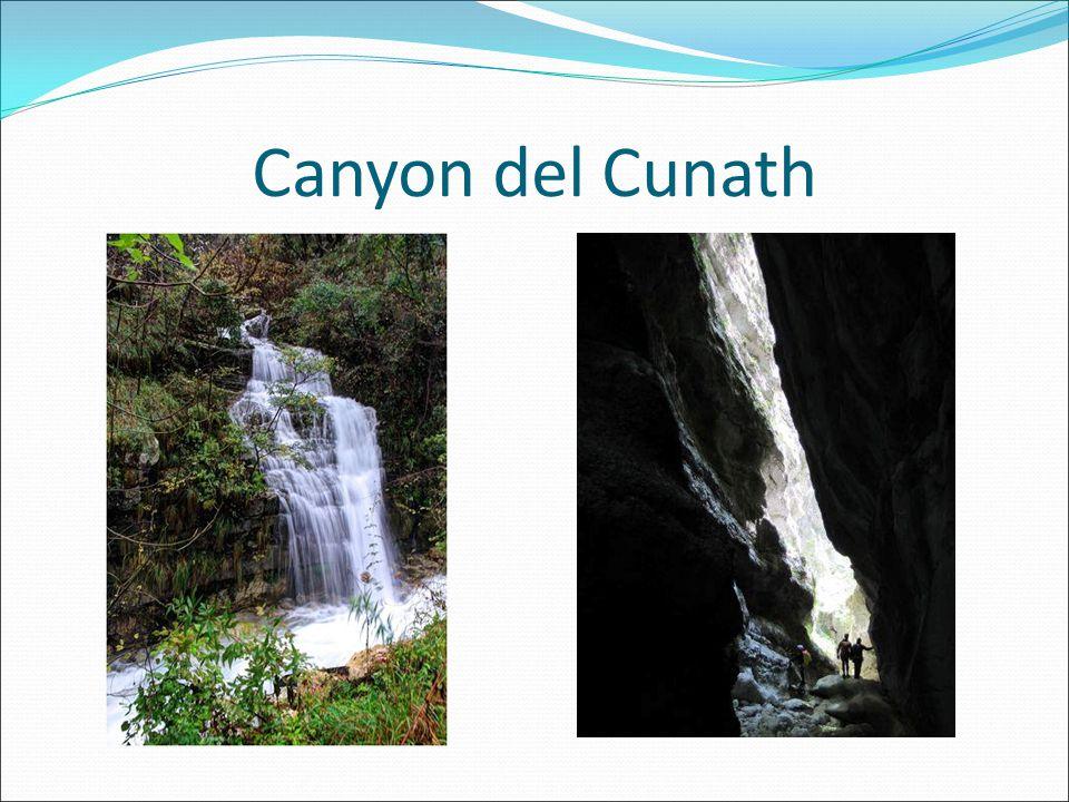 Canyon del Cunath