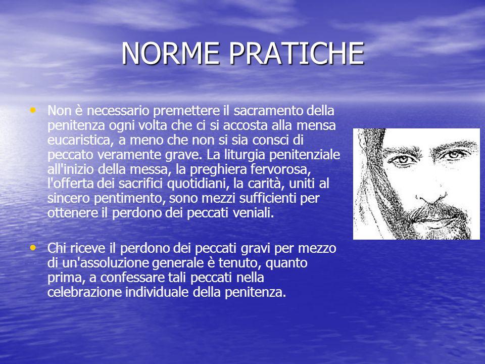 NORME PRATICHE