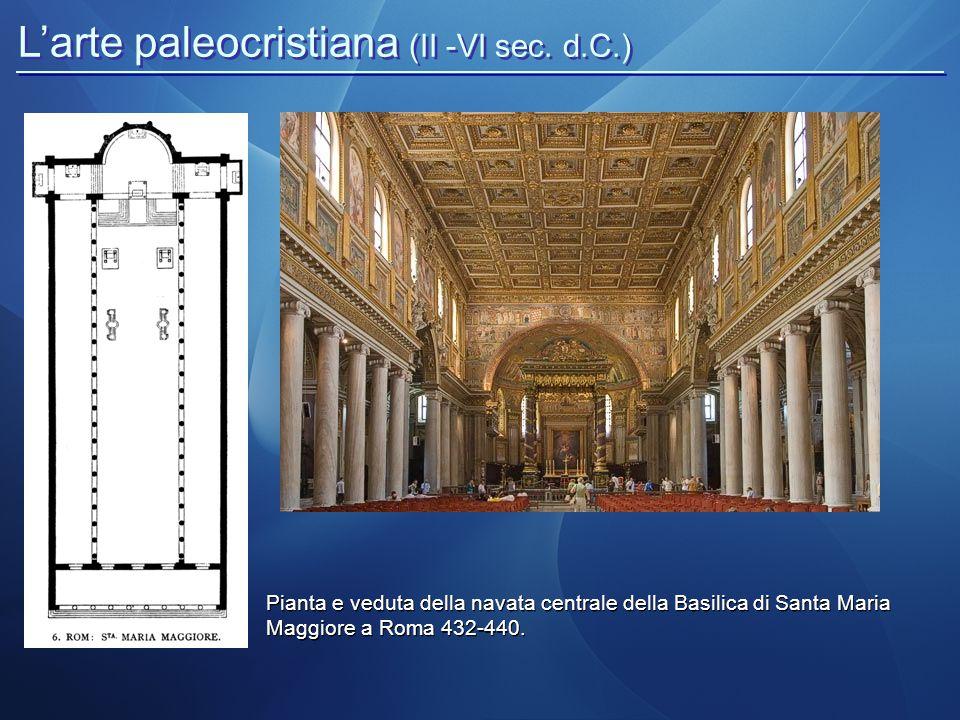 L'arte paleocristiana (II -VI sec. d.C.)