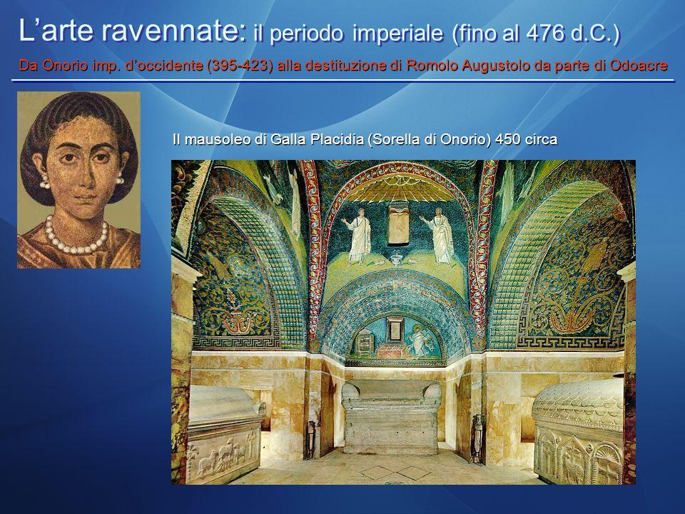 L'arte ravennate: il periodo imperiale (fino al 476 d.C.)