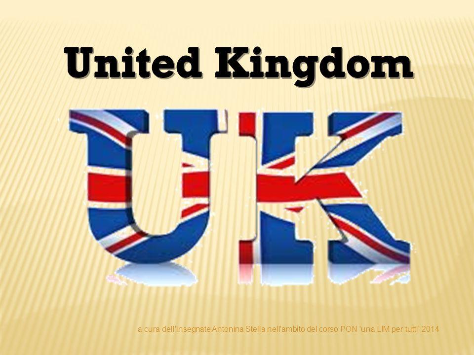 United Kingdom a cura dell insegnate Antonina Stella nell ambito del corso PON una LIM per tutti 2014.