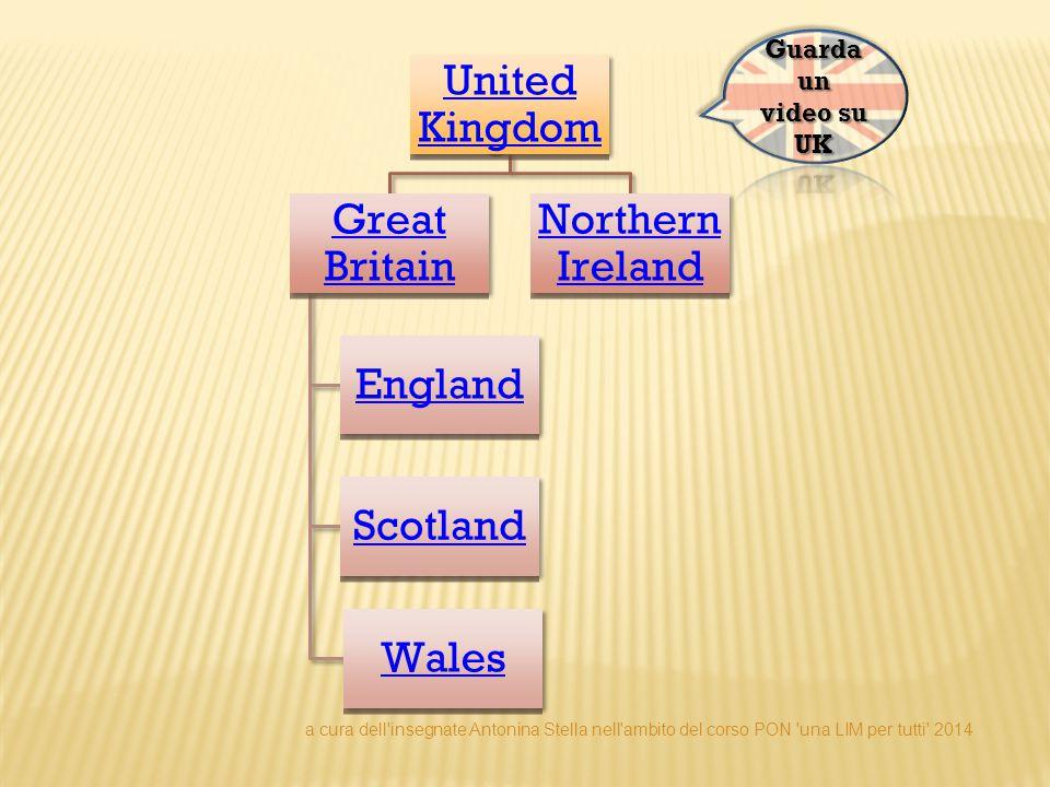 United Kingdom Great Britain England Scotland Wales Northern Ireland