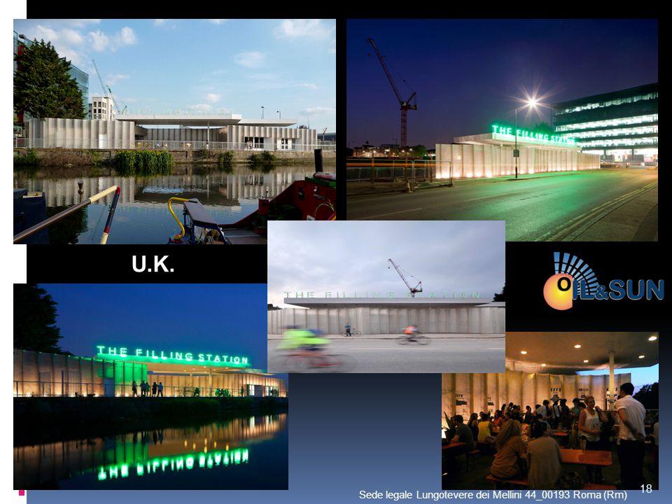 U.K. Sede legale Lungotevere dei Mellini 44_00193 Roma (Rm)