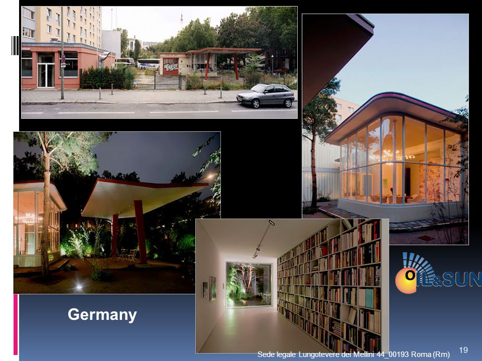 Germany Sede legale Lungotevere dei Mellini 44_00193 Roma (Rm)