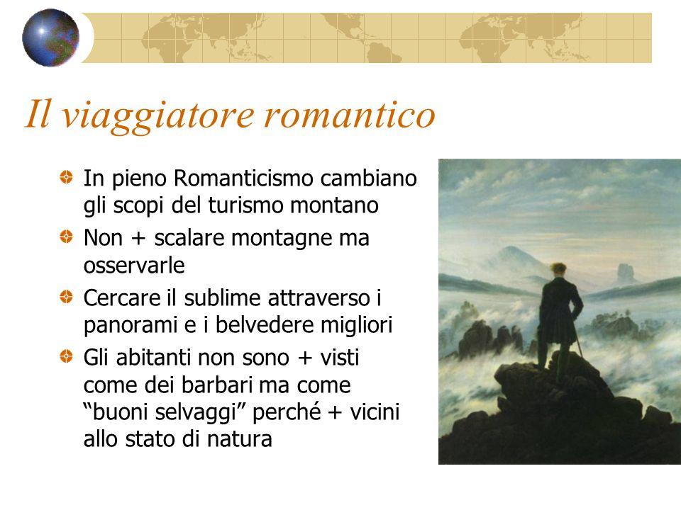 Il viaggiatore romantico