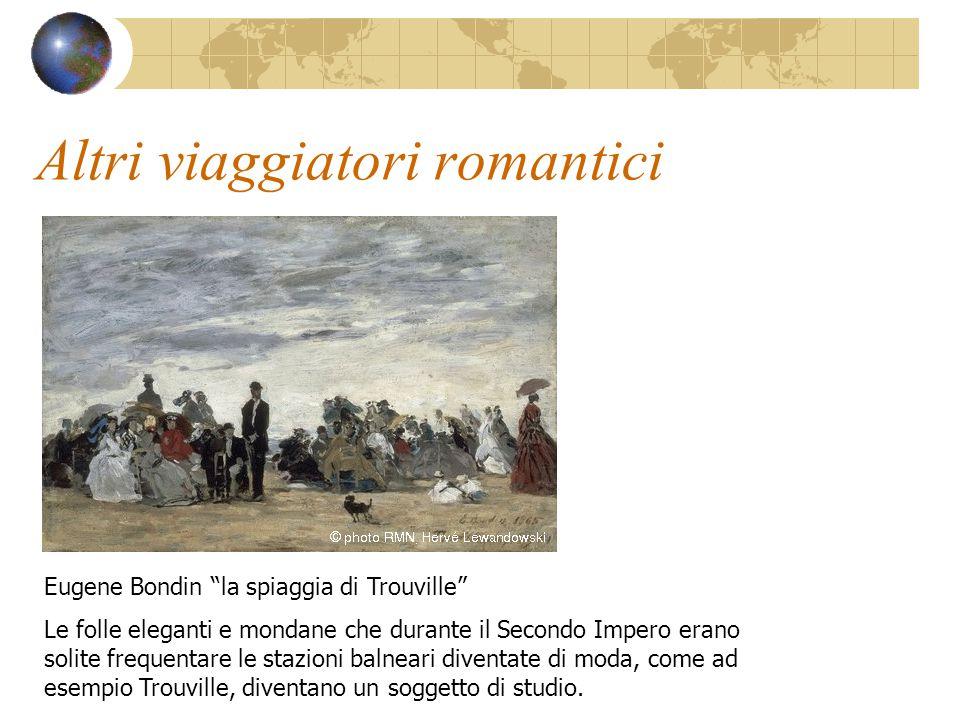 Altri viaggiatori romantici
