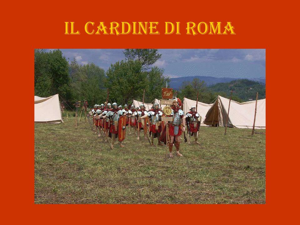 Il CARDINE di roma