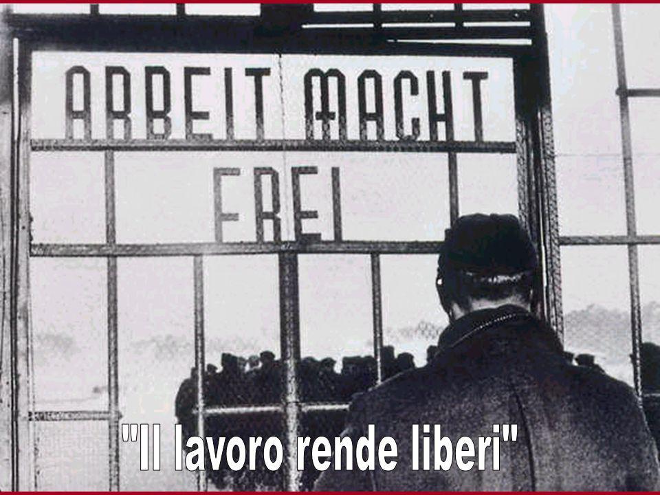 Il lavoro rende liberi Prof. Vincenzo Cremone