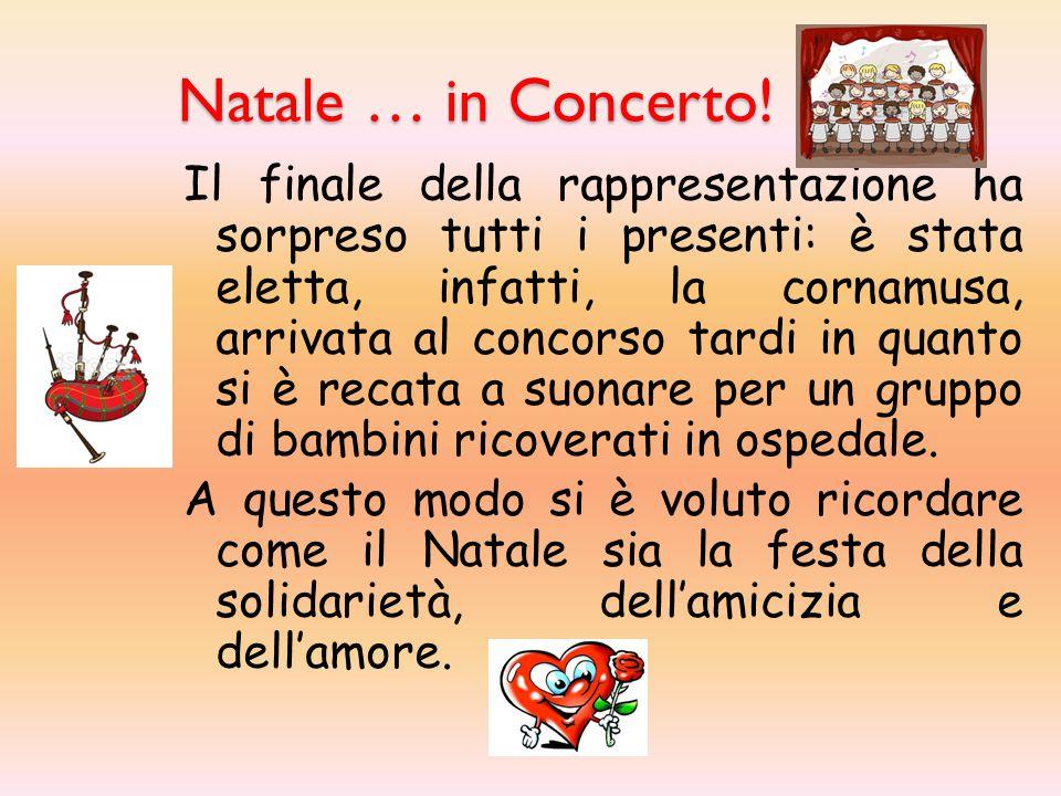 Natale … in Concerto!