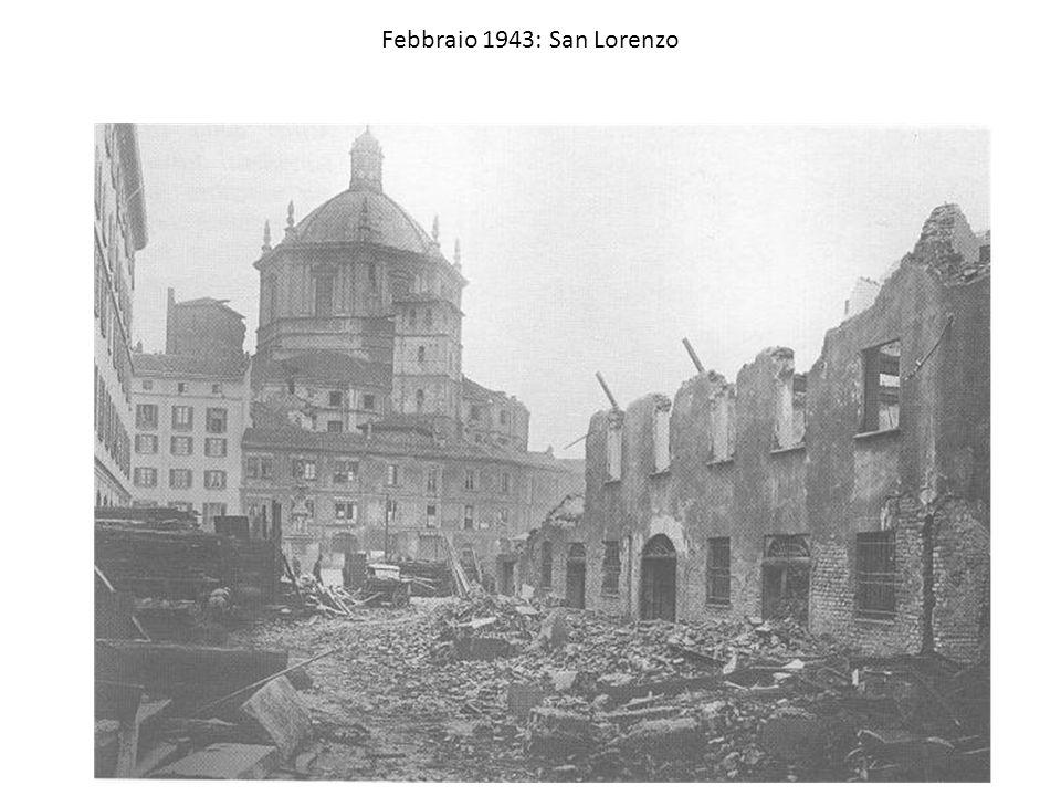 Febbraio 1943: San Lorenzo