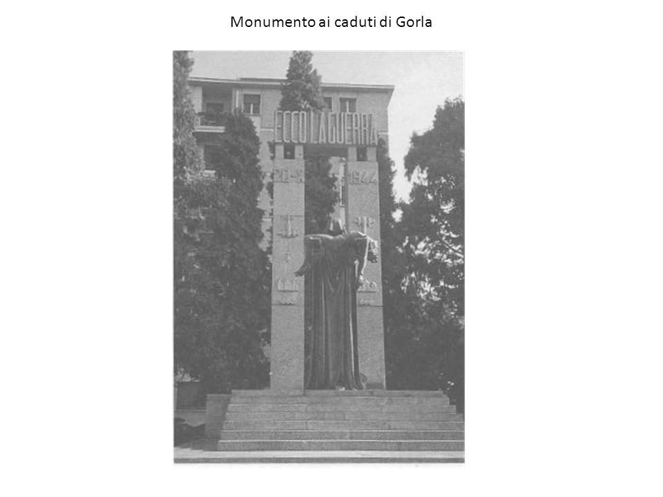 Monumento ai caduti di Gorla