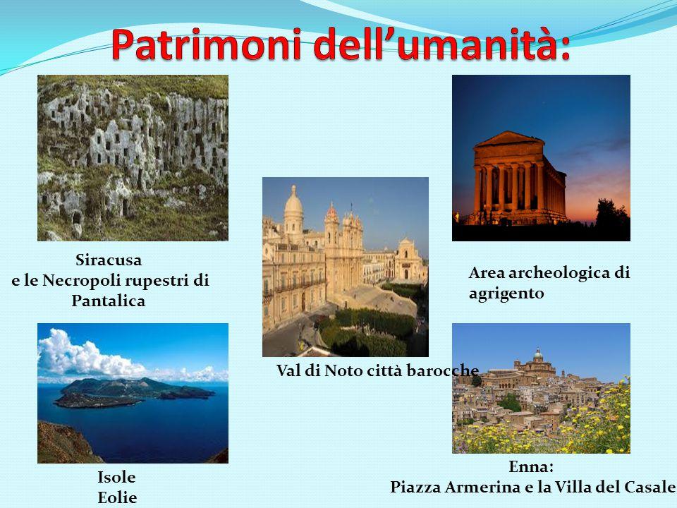 Patrimoni dell'umanità: