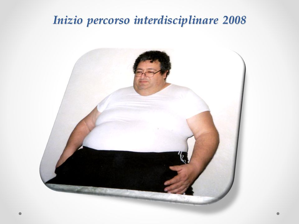 Inizio percorso interdisciplinare 2008