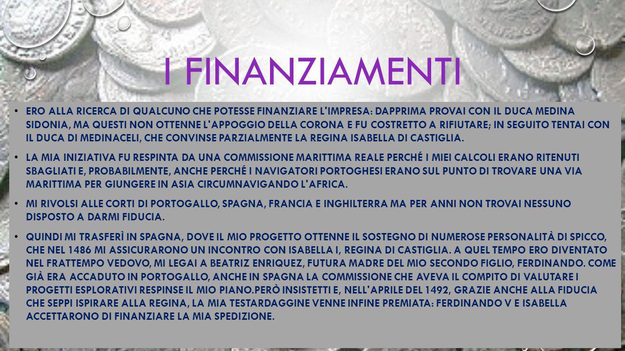 I finanziamenti