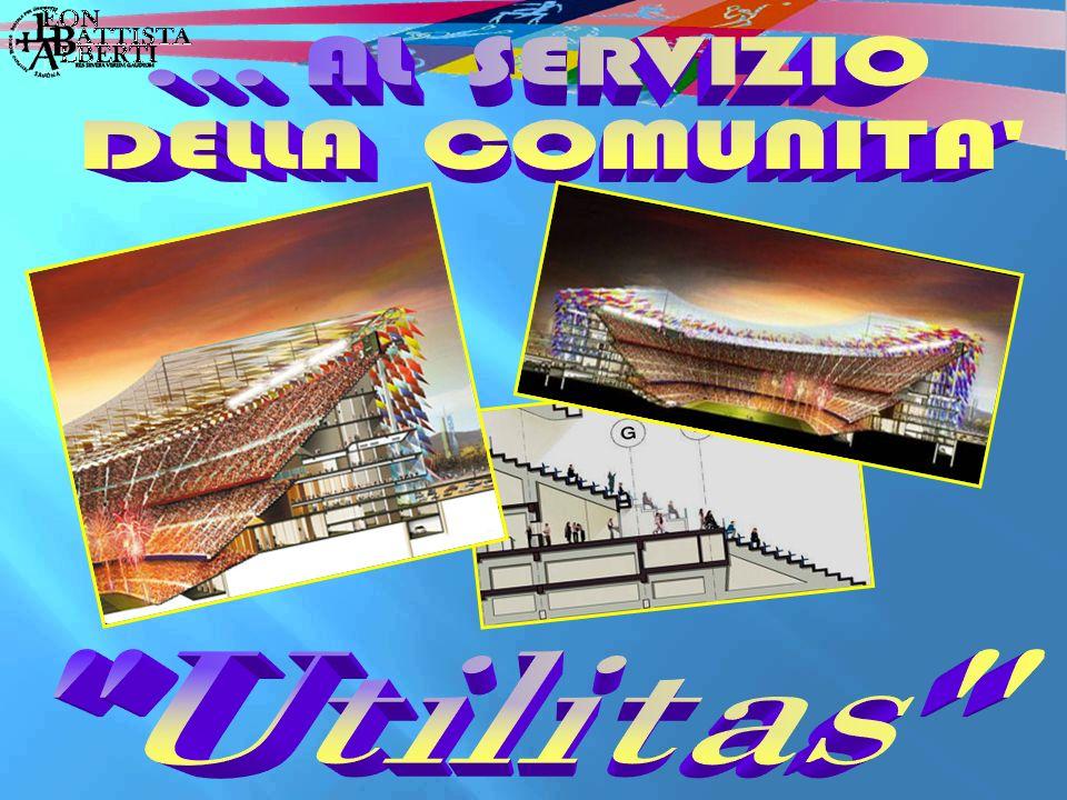 ... AL SERVIZIO DELLA COMUNITA Utilitas