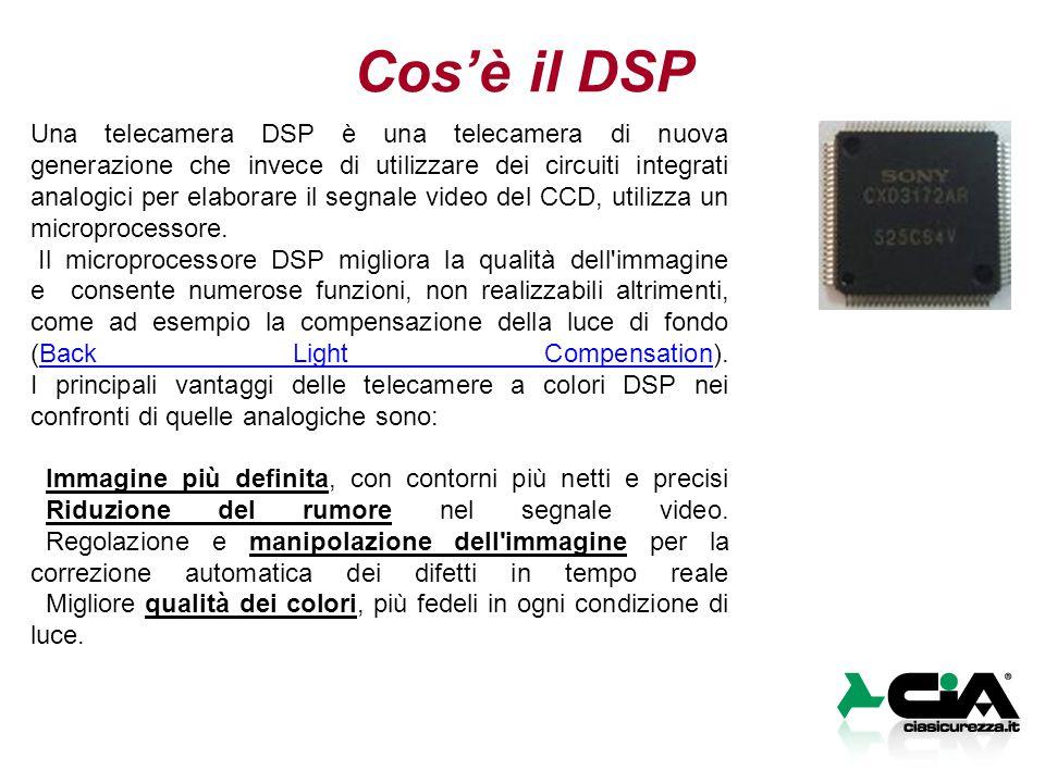 Cos'è il DSP