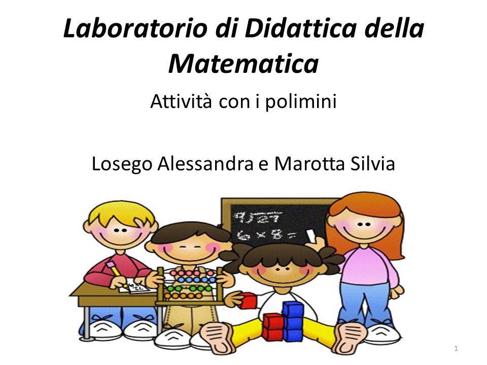 Laboratorio di Didattica della Matematica