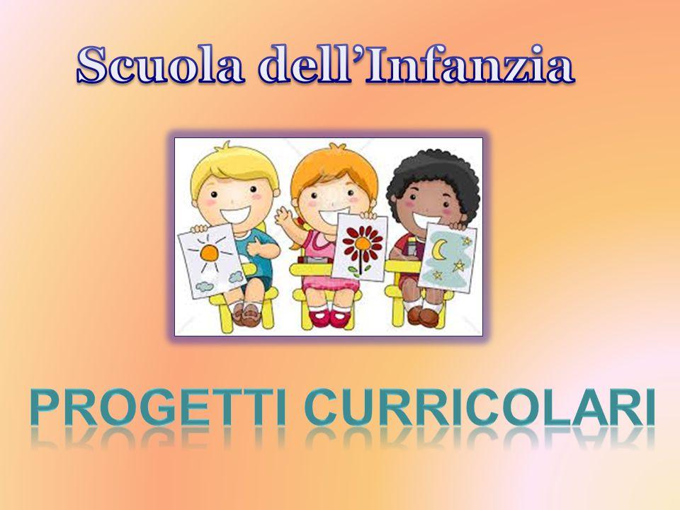 Scuola dell'Infanzia Progetti curricolari