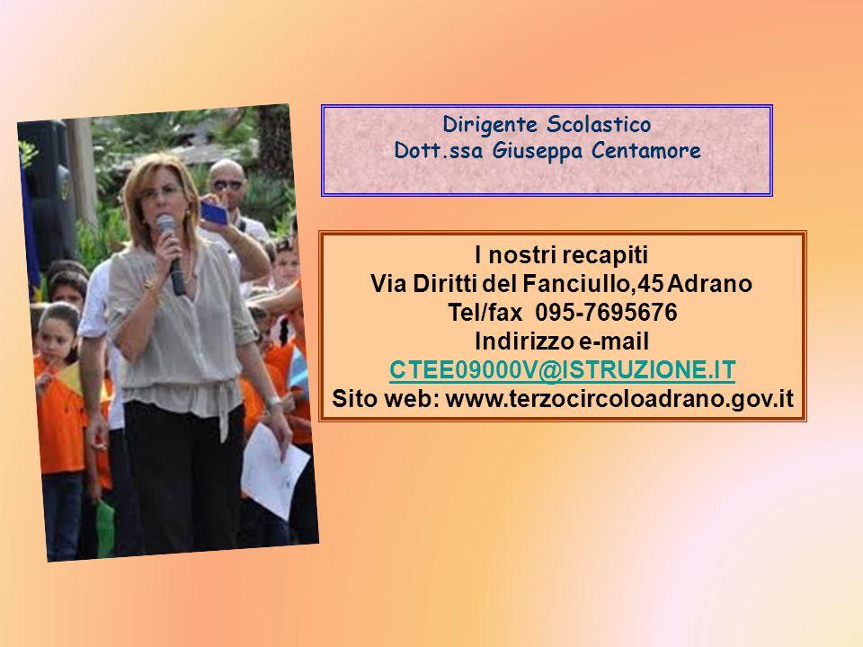 Dott.ssa Giuseppa Centamore