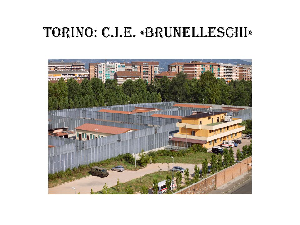 Torino: C.I.E. «Brunelleschi»