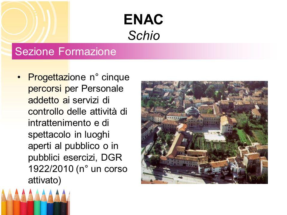ENAC Schio Sezione Formazione