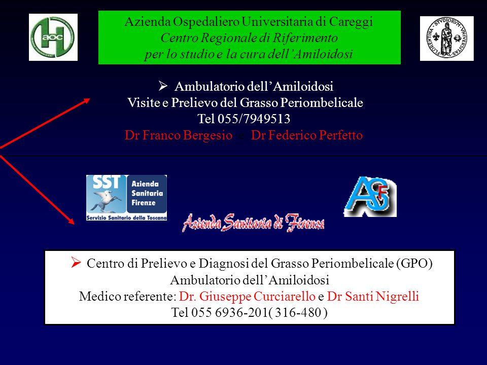  Centro di Prelievo e Diagnosi del Grasso Periombelicale (GPO)