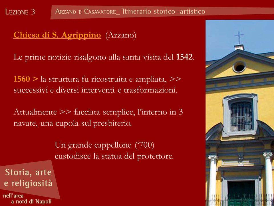 Chiesa di S. Agrippino (Arzano)