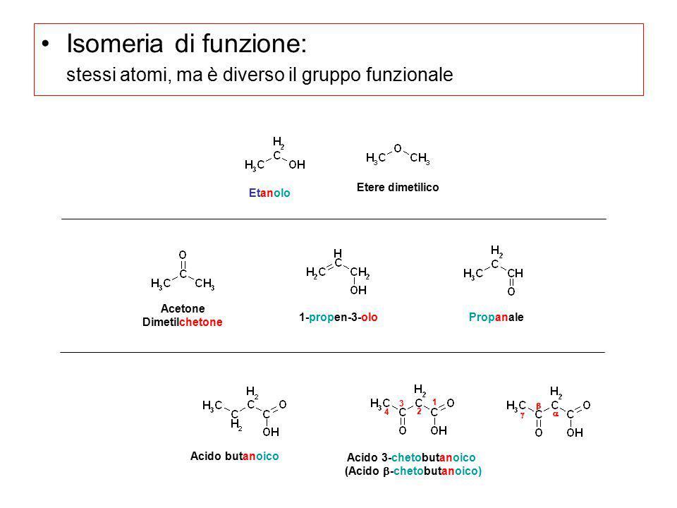 Acido 3-chetobutanoico (Acido b-chetobutanoico)