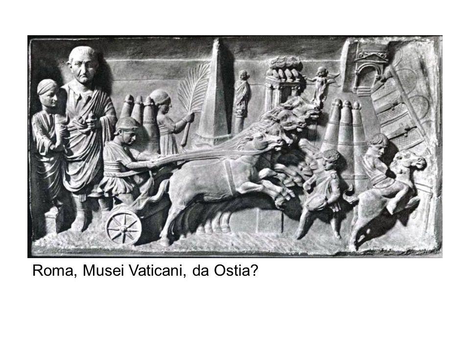 Roma, Musei Vaticani, da Ostia