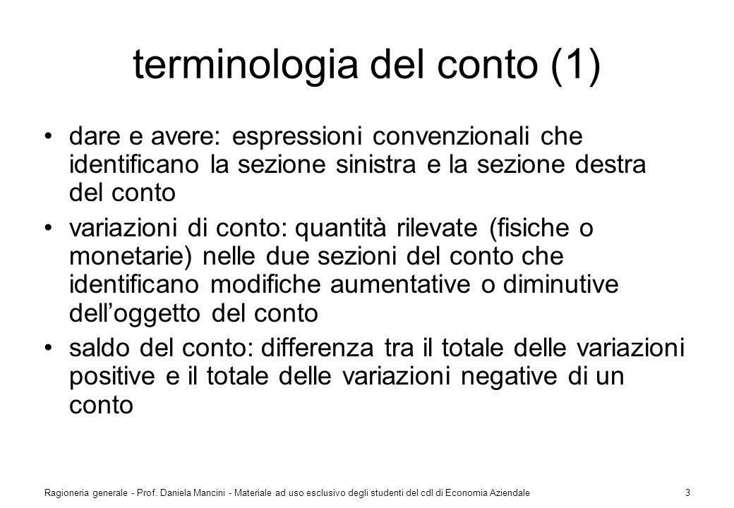 terminologia del conto (1)