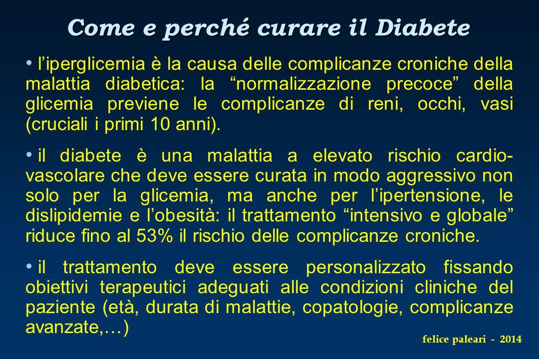 Come e perché curare il Diabete