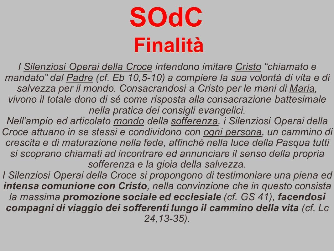 SOdC Finalità.