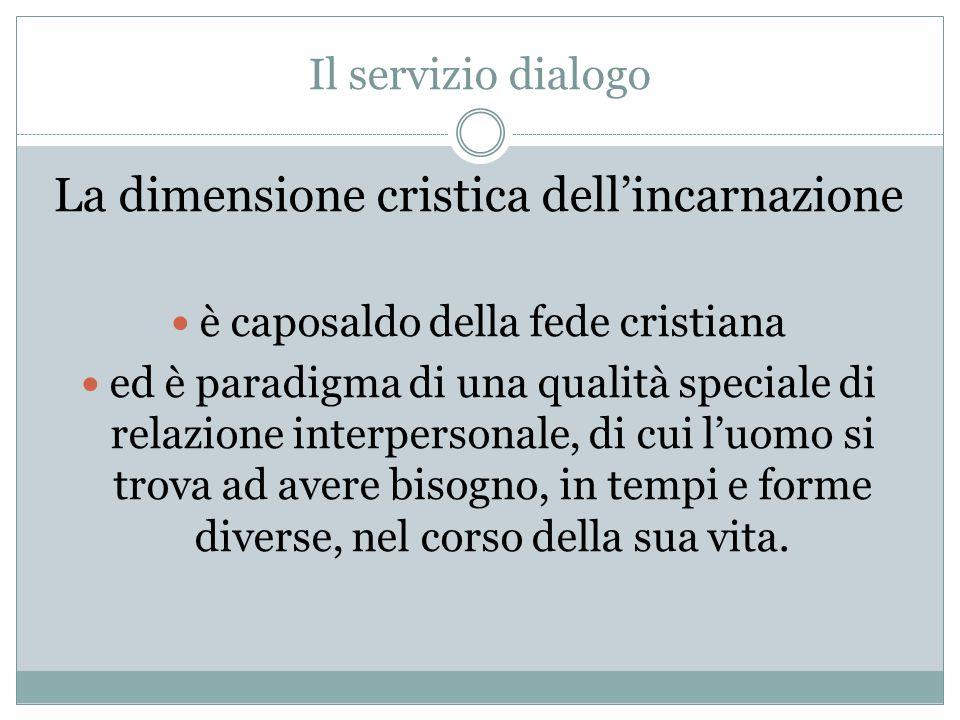 La dimensione cristica dell'incarnazione
