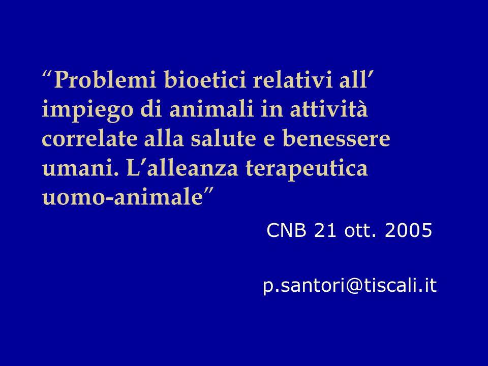 CNB 21 ott. 2005 p.santori@tiscali.it