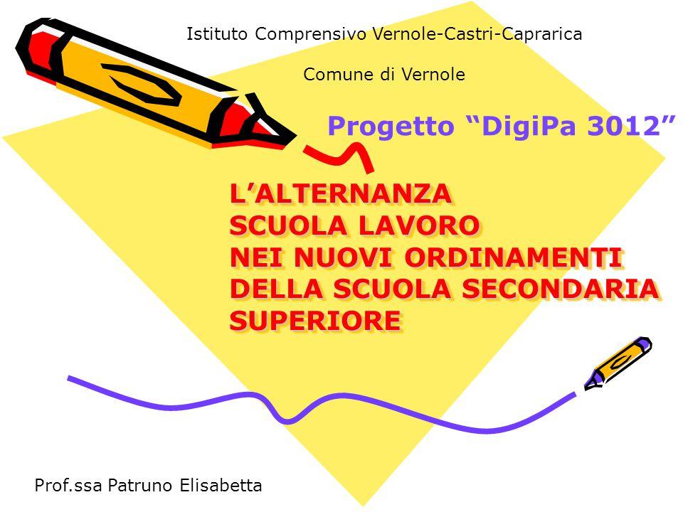 Istituto Comprensivo Vernole-Castri-Caprarica