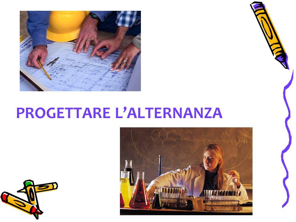 PROGETTARE L'ALTERNANZA