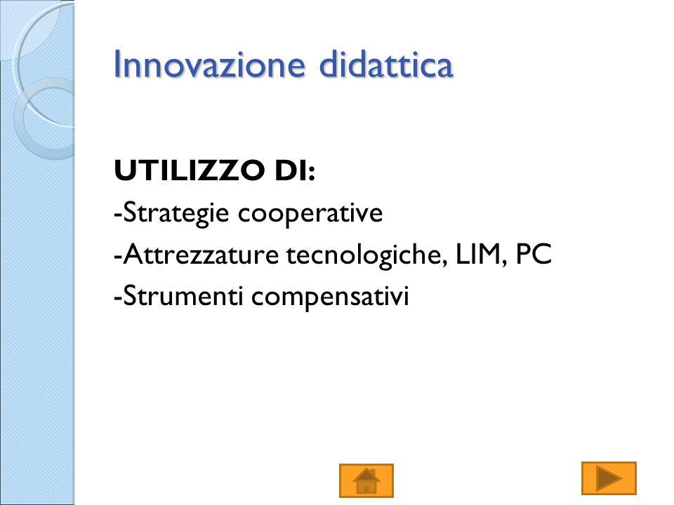 Innovazione didattica