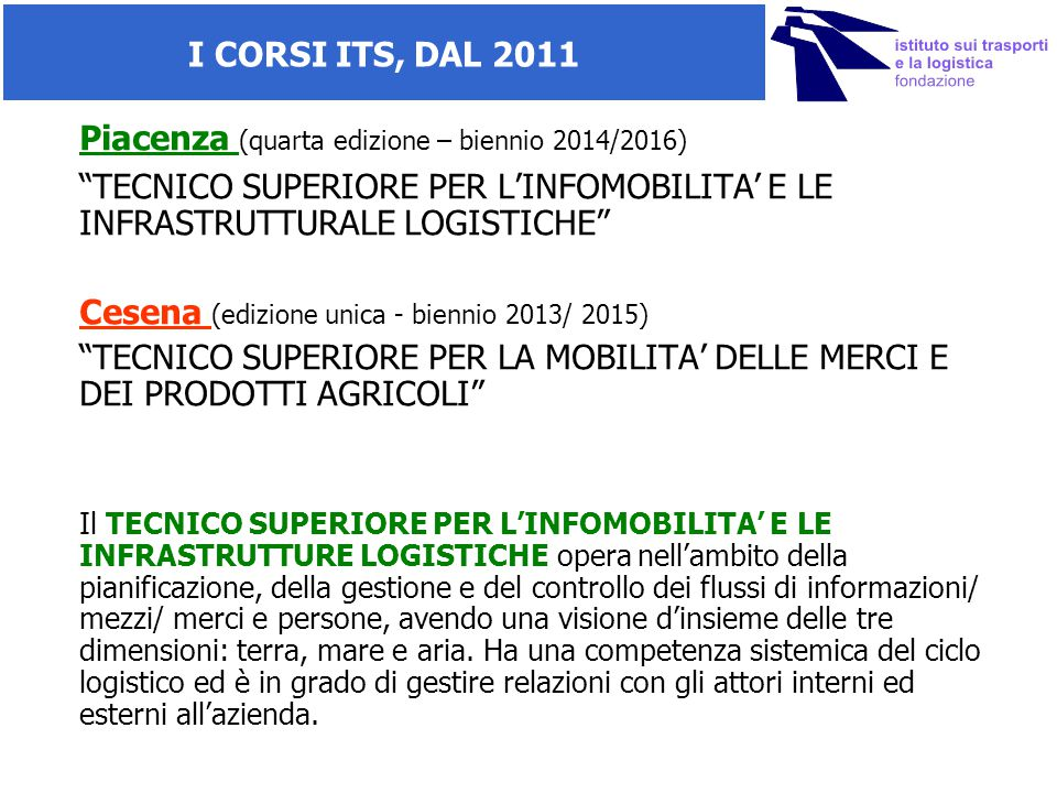 Piacenza (quarta edizione – biennio 2014/2016)