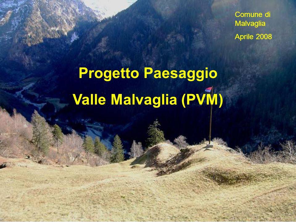 Progetto Paesaggio Valle Malvaglia (PVM)