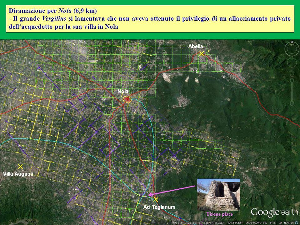 Diramazione per Nola (6,9 km)