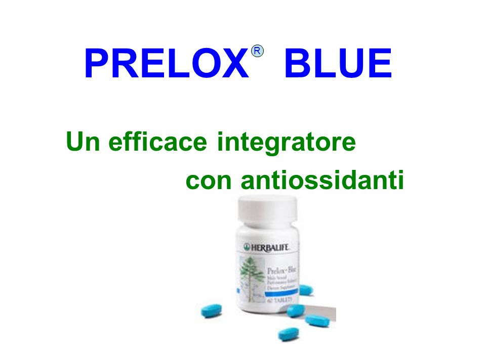 Un efficace integratore con antiossidanti