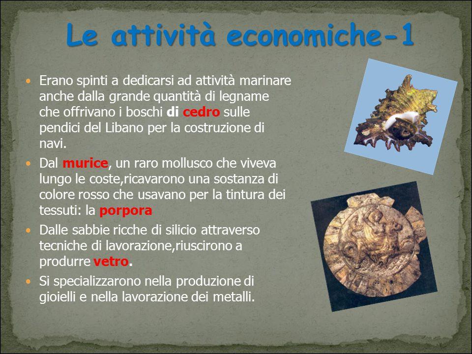 Le attività economiche-1