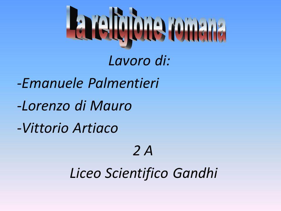 -Emanuele Palmentieri -Lorenzo di Mauro -Vittorio Artiaco 2 A