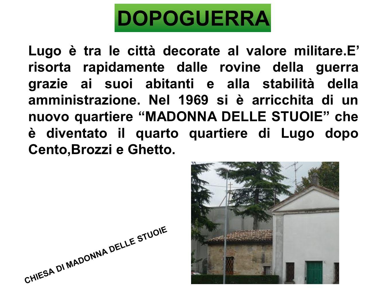 CHIESA DI MADONNA DELLE STUOIE