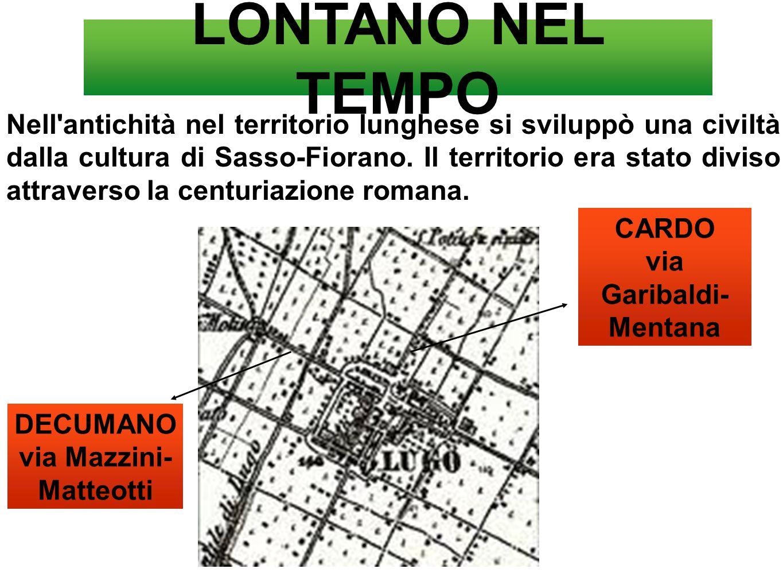 via Garibaldi-Mentana via Mazzini-Matteotti